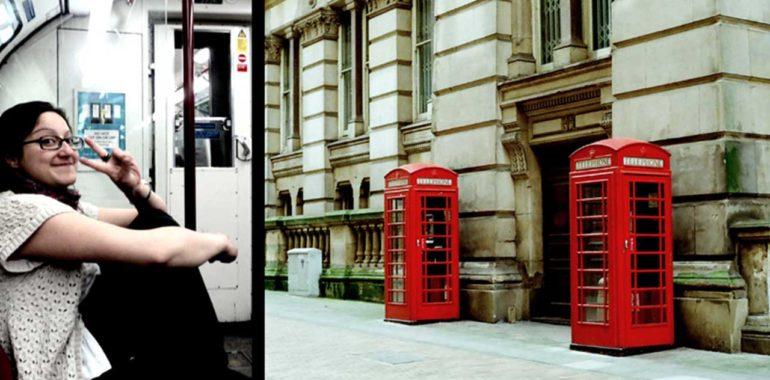 İngiltere'de AGH | Elif Soycan