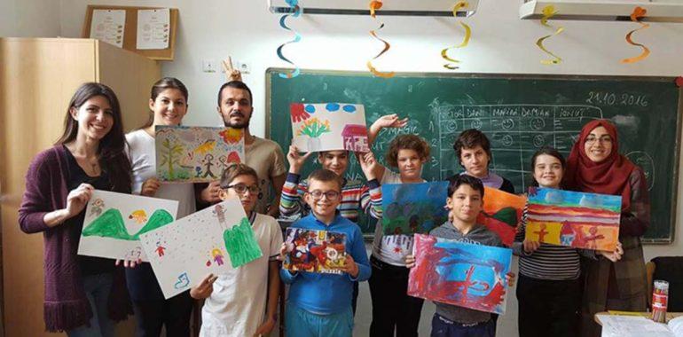 Elif Nur Akınet | Romanya'da AGH