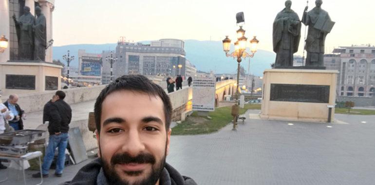 Bahadır Eşer | Makedonya'da AGH