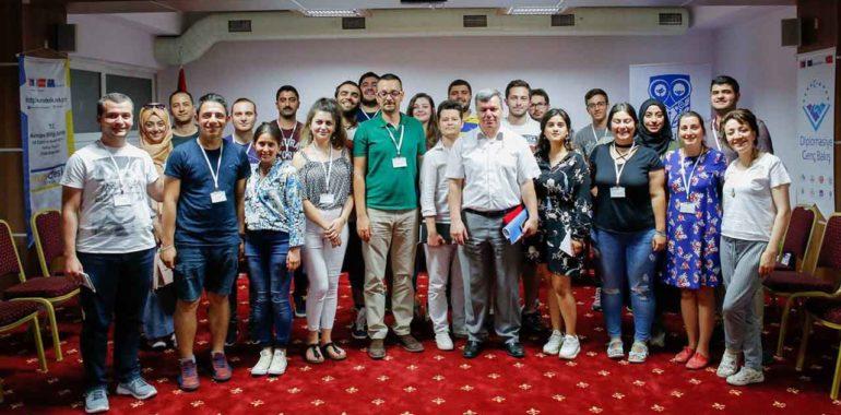 Marmara Bölgesi Çalıştayı Yapıldı