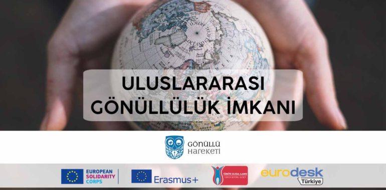 İspanya'da Ekoköy'de Gönüllülük