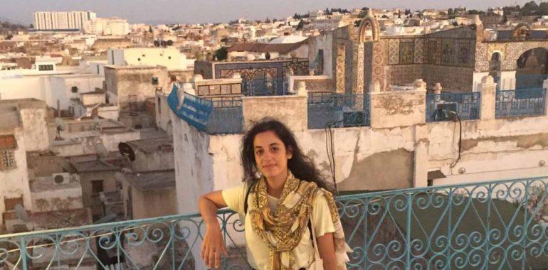 Tunus'taki Yaşamım